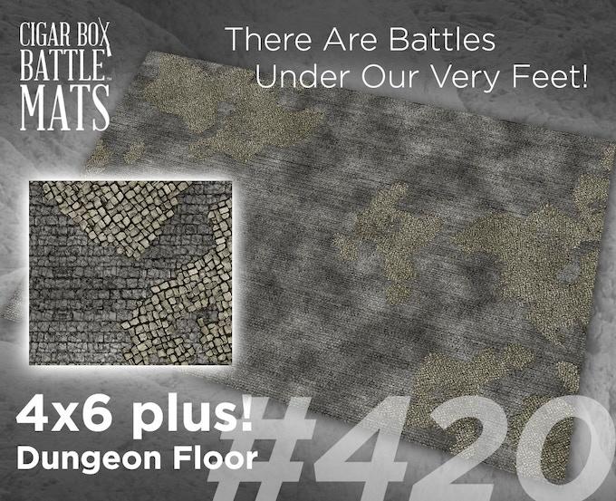 420 Dungeon Floor