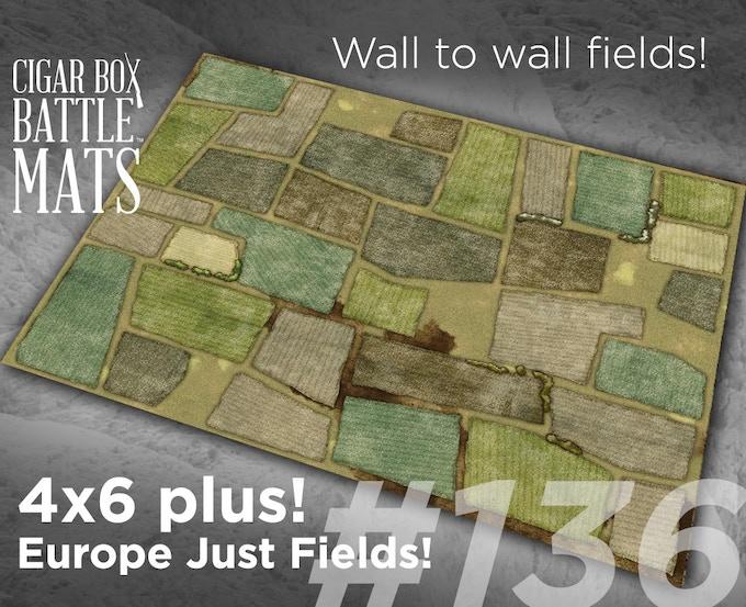 136 Europe Just Fields
