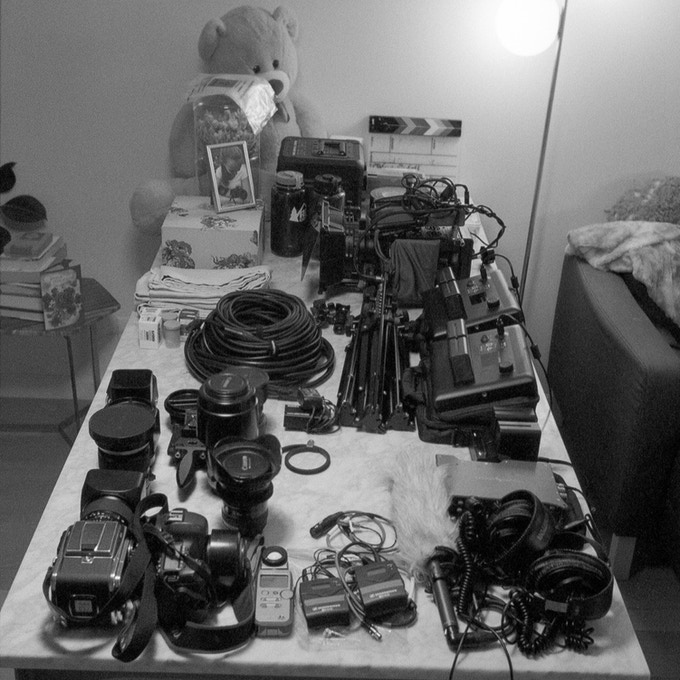 Our stuff.