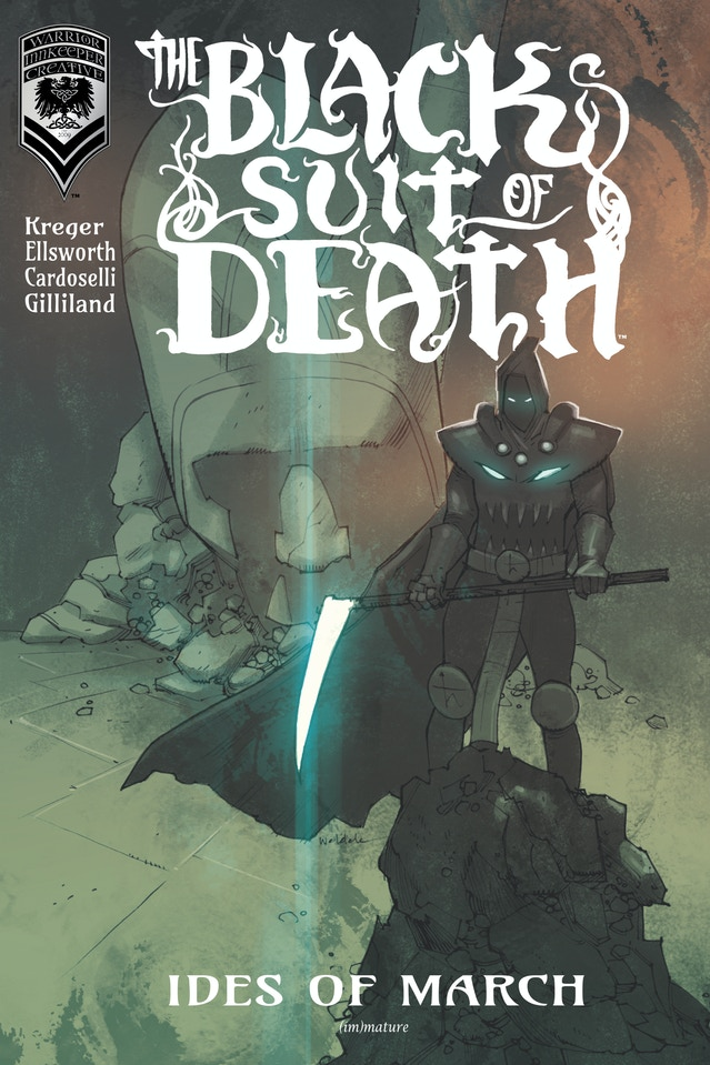 Black Suit Of Death 3 By Benjamin Kreger Kickstarter