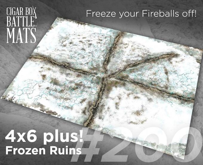 200 Frozen Ruins