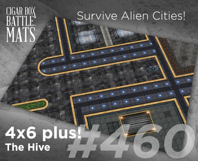 460 The Hive