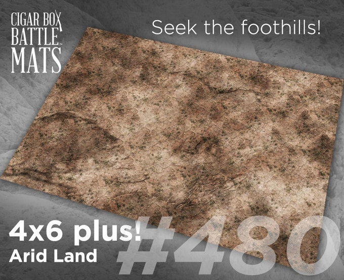 480 Arid Lands