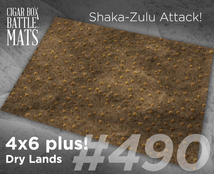 490 Dry Lands