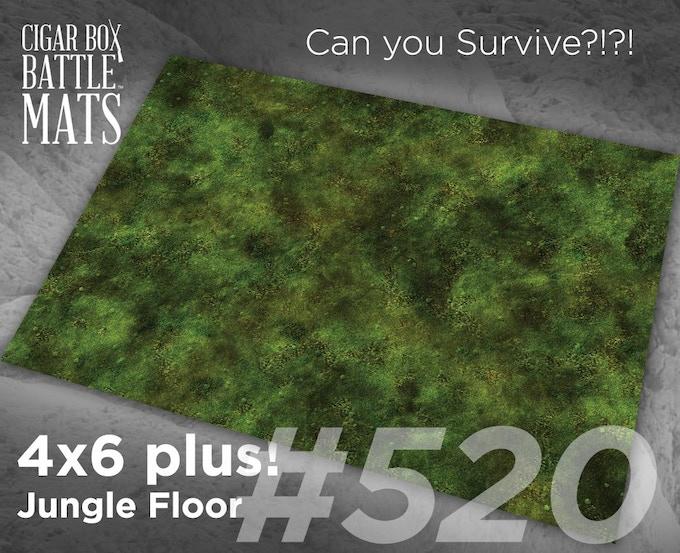 520 Jungle Floor