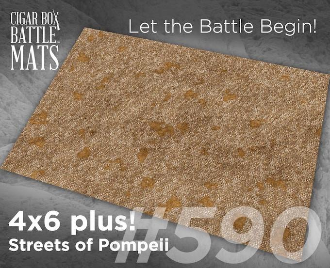 590 Streets of Pompeii