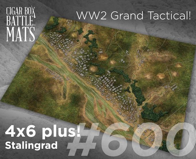 600 Stalingrad