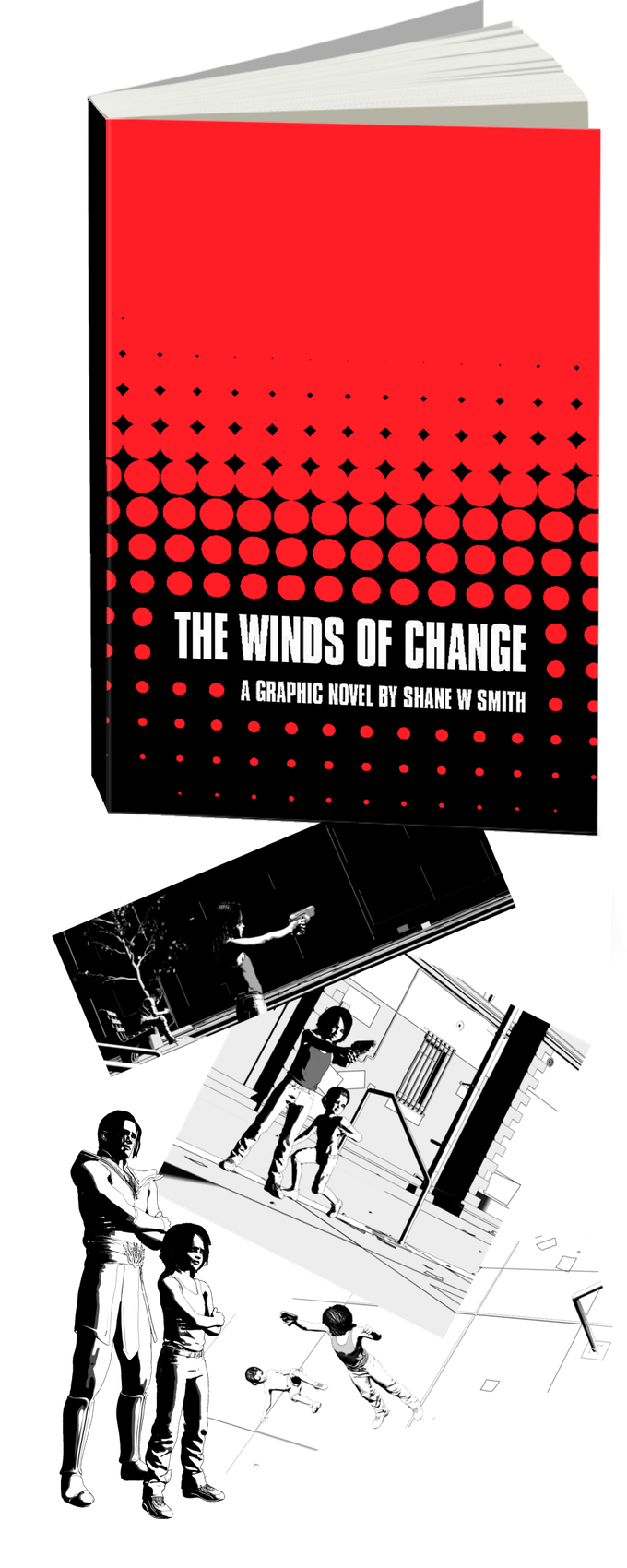 This exclusive preview of The Winds of Change will only be available as part of this Kickstarter campaign!