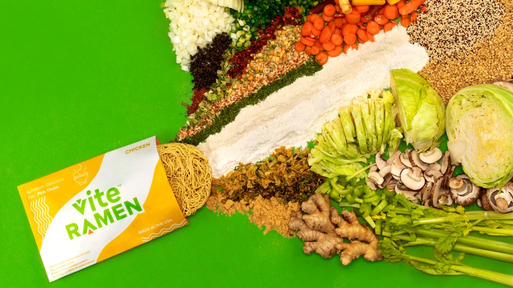 Vite Ramen: The Nutritionally Complete Instant Ramen. project video thumbnail