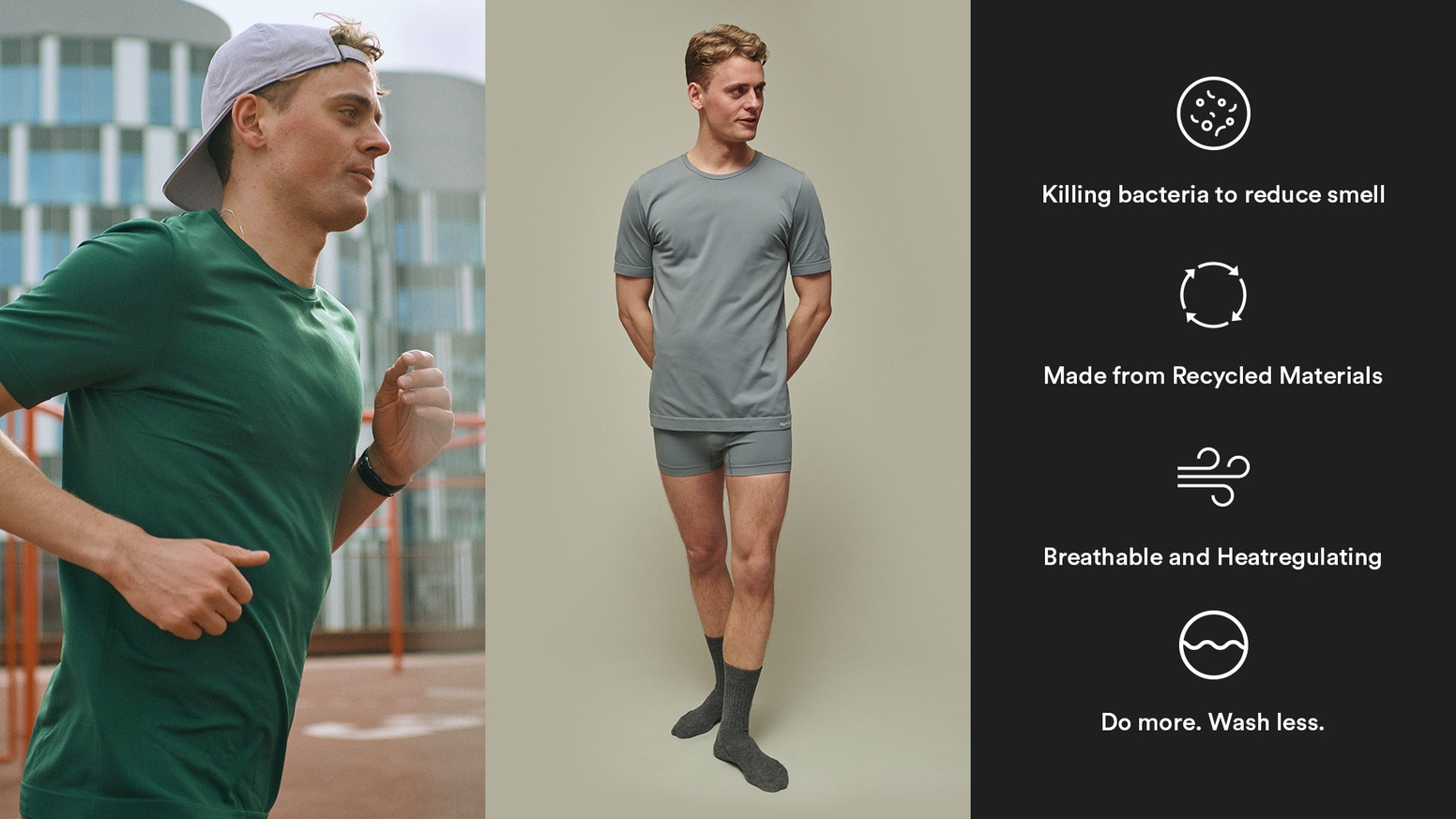 This Tech-Advanced Underwear is Durable, Comfortable, Odor-Killing, Affordable & Made from 100% Sustainable Materials.