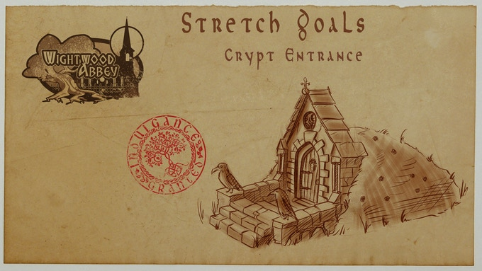 Crypt Stretch Goal Unlocked