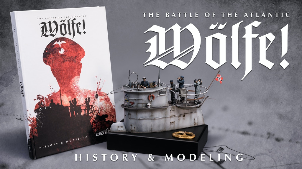 "WOLFE ""The battle of the Atlantic"" project video thumbnail"
