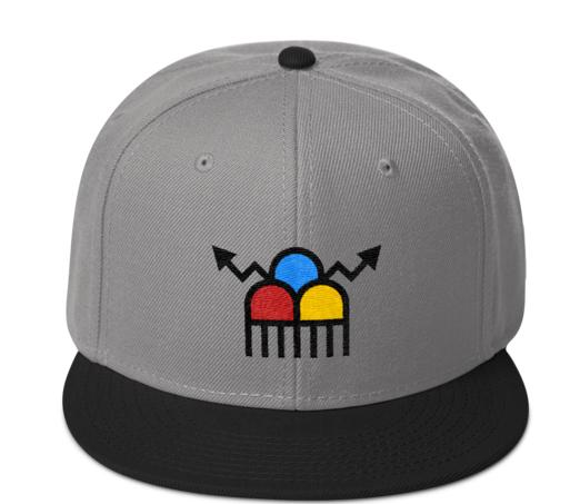 $30 Pledge - Grey Hat