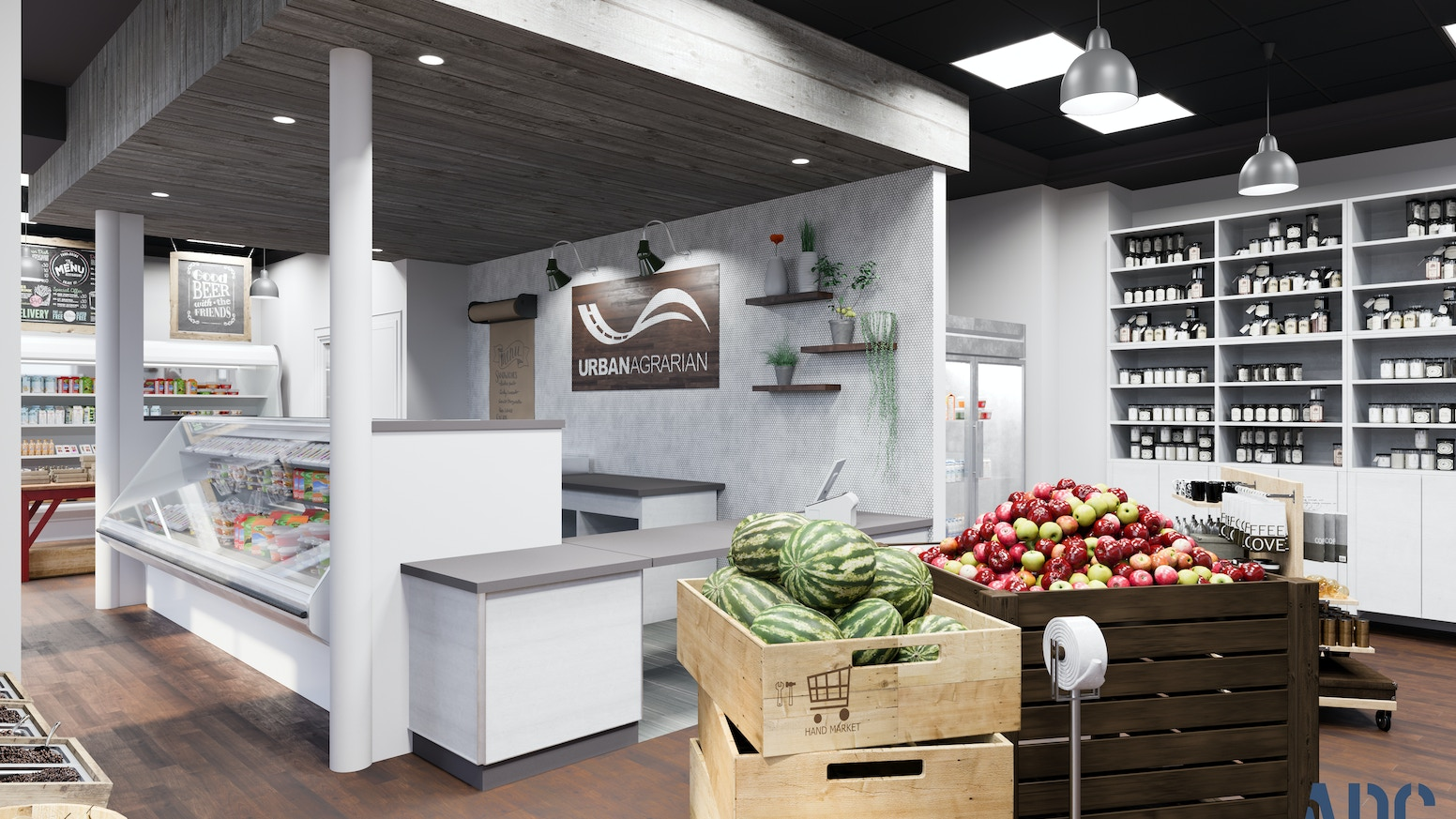 Urban Agrarian A New Grocery For Local Food By Urban Agrarian