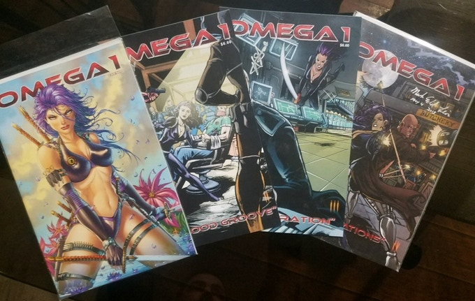 The first Four Issues
