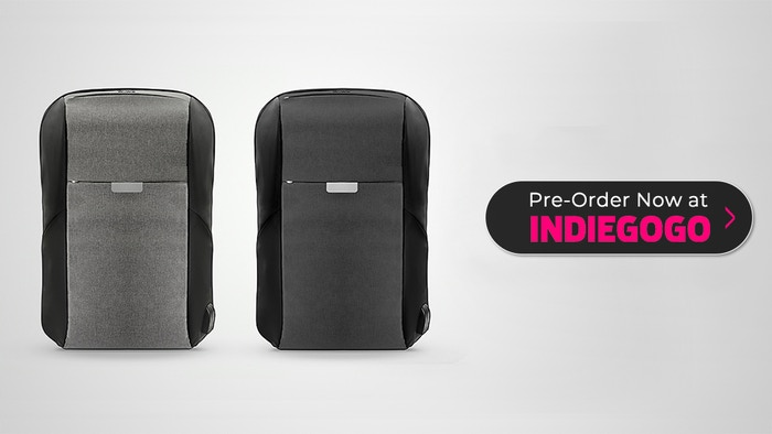 Stylish & functional OnePack has 19 interior pockets and holds more than a carry-on. Perfect for daily commuting, school, and business.