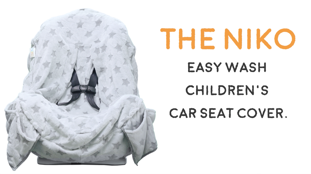 NIKO Easy Wash Children's Car Seat Cover project video thumbnail