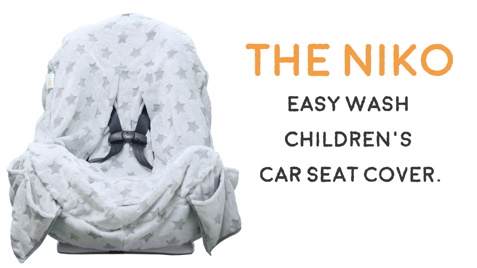 Barf, poo, pee, food, mud and mold. They create a germ-fest in our kids' car seats.  