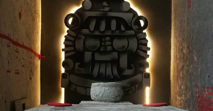 Mayan Escape Room