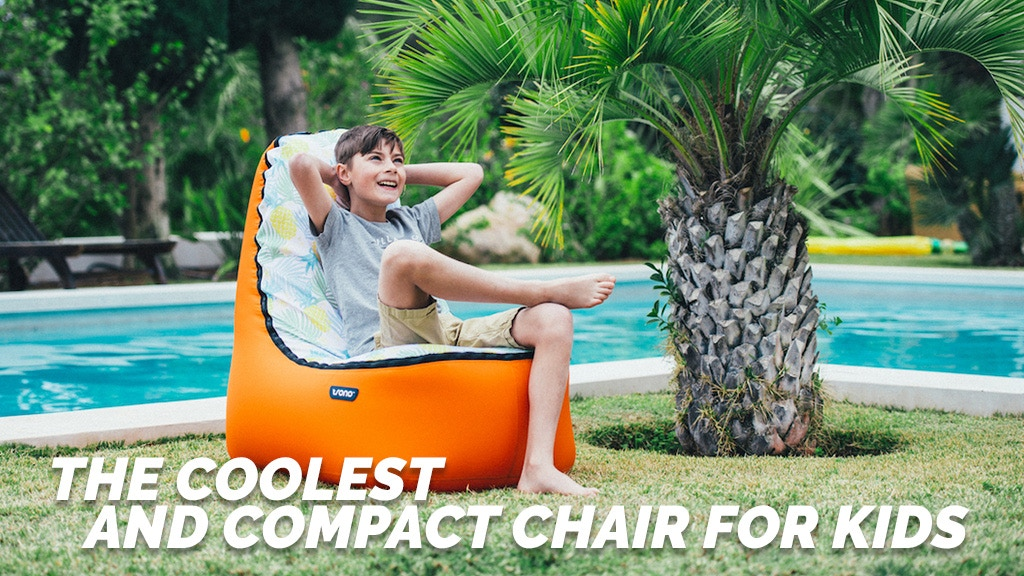 The Coolest and Compact Chair for Kids project video thumbnail