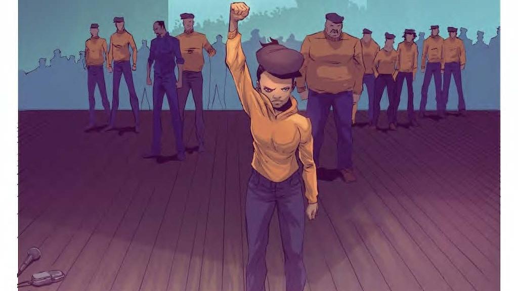 Kaneesha the Graphic Novel project video thumbnail