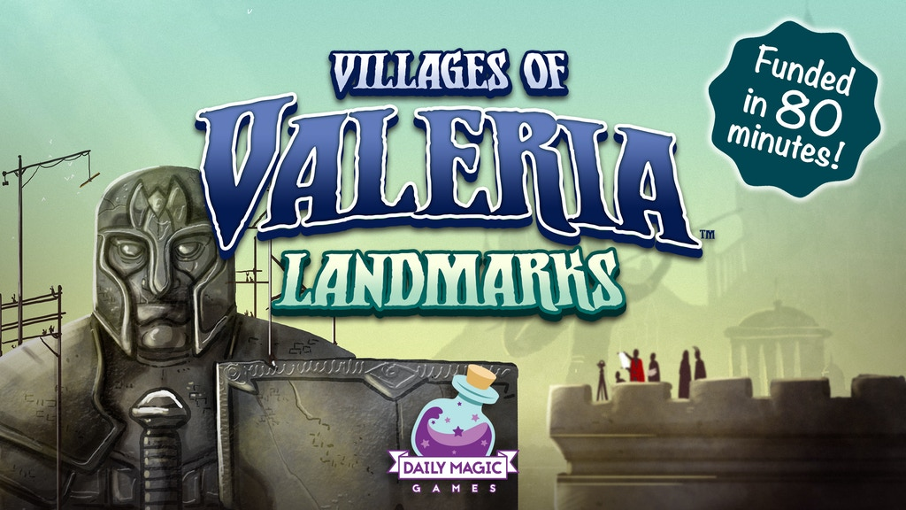 Villages of Valeria: Landmarks project video thumbnail