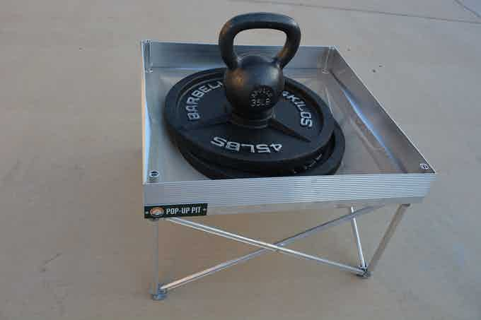 Incredible weight to strength ratio