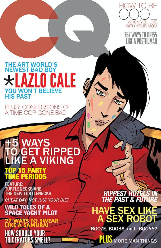 Reviews for Lazlo.