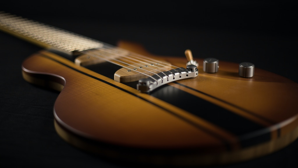 Help Build the Guitar of Tomorrow | Alquier Guitars project video thumbnail