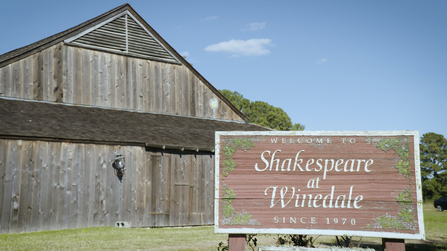 Inside Shakespeare at Winedale: A Feature Documentary