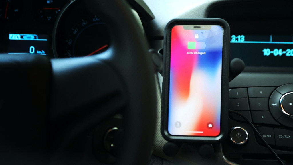 $19 Gravity Car Wireless Charger for iPhone & Android|SnapQi