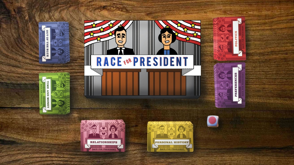 Race for President project video thumbnail
