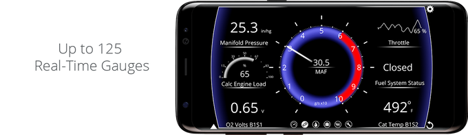 Kiwi®4 - OBD Car to Smartphone Interface Reimagined by PLX