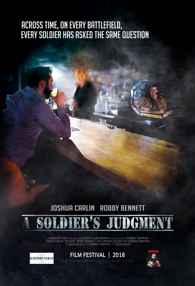 A soldiers judgment by darren d tompkins kickstarter please share this project out malvernweather Image collections