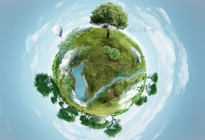 Protect our environment by saving waste!