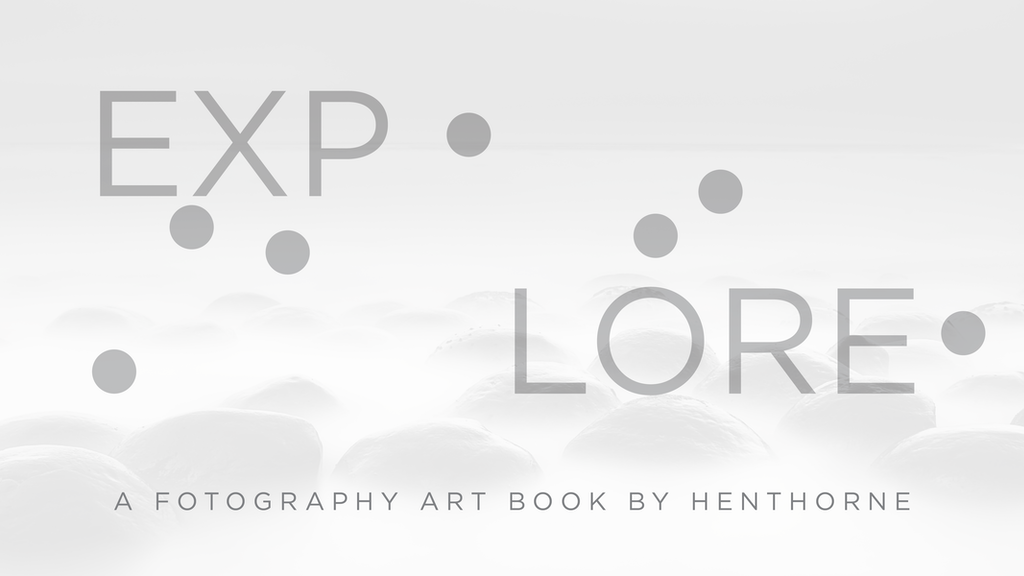EXPLORE - A Collectible Fotographic Art Book project video thumbnail