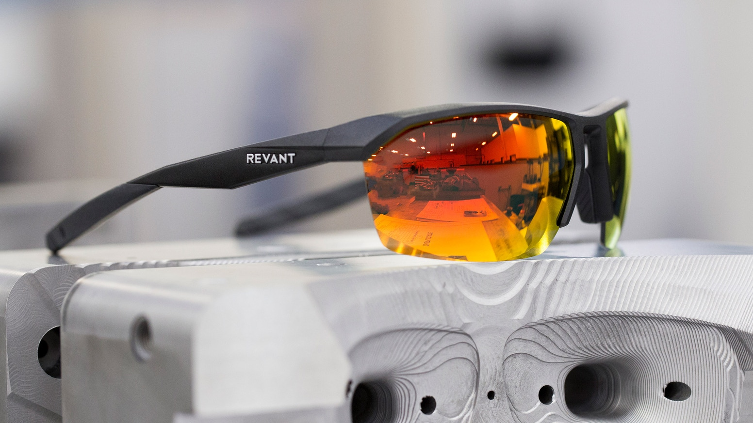 Introducing Revant Eyewear: A performance sunglass system with 3 styles designed to perform as well on day 10,000 as they did on day 1.