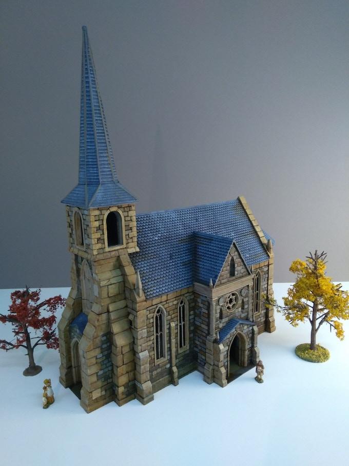 Wightwood Abbey Church