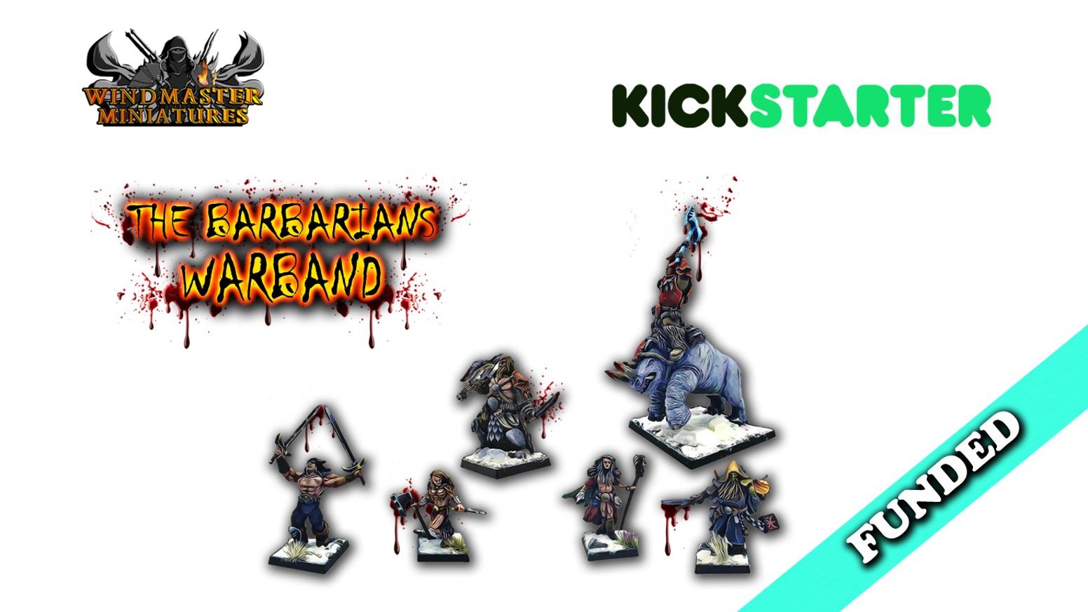 The Barbarians are coming!! 28-32mm fantasy miniatures and scenery for Wargames, Dungeon Crawlers and Role Games.