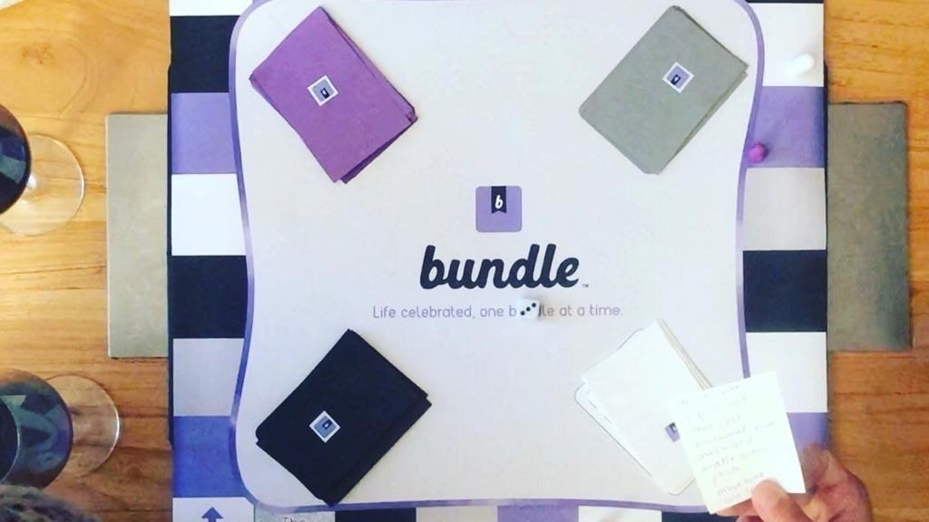 Bundle: A personalized game company project video thumbnail