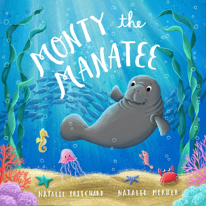 Image result for monty the manatee