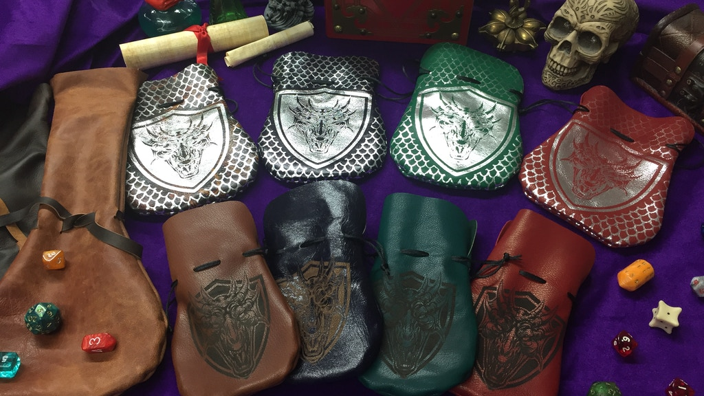 The Mighty Dragon Bag for RPG project video thumbnail