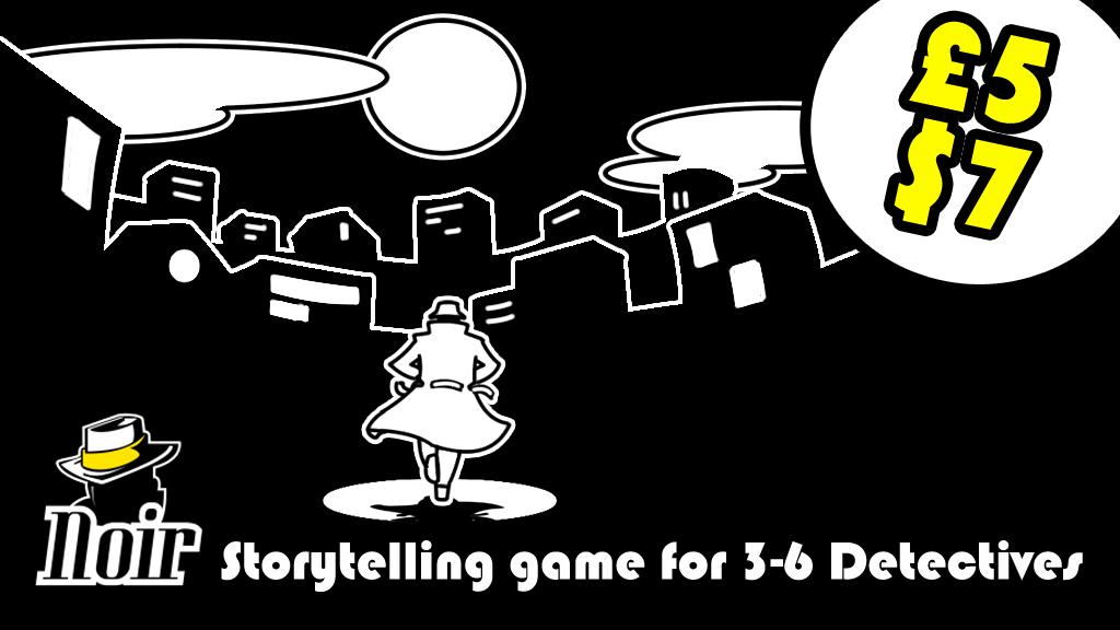 NOIR: A Denouement Game project video thumbnail