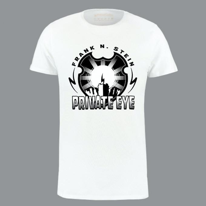 The second t-shirt design!