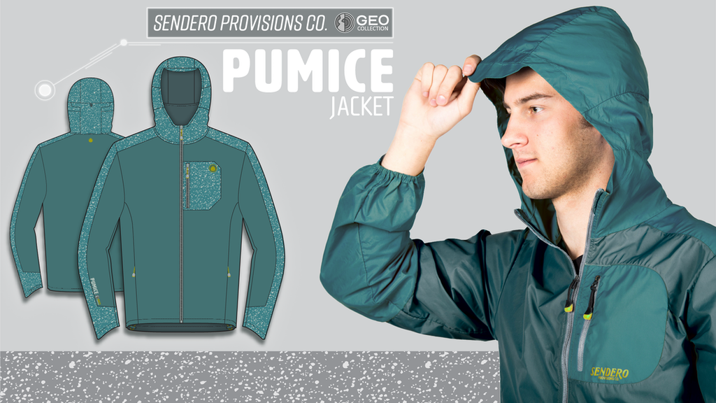 The Pumice Jacket | Stop the Wind, Fight the Rain project video thumbnail