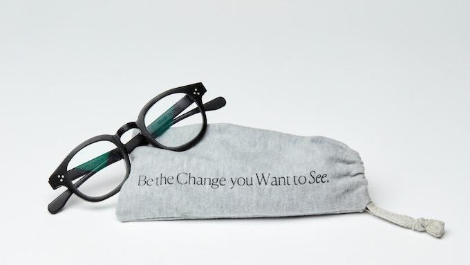 GENUSEE - Eyewear made in Flint from recycled water bottles by ...
