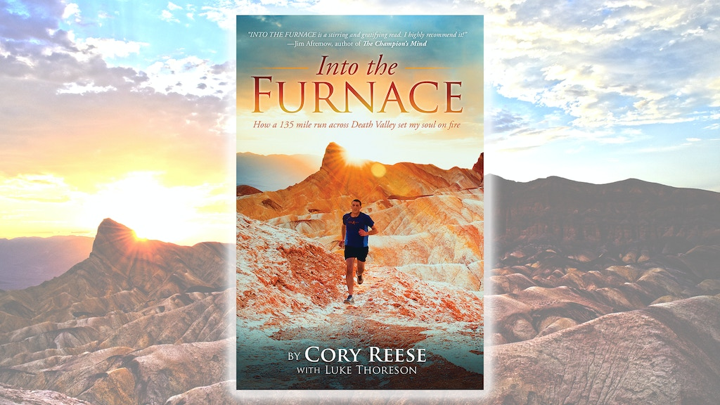 Into The Furnace: A Book About The World's Toughest Footrace project video thumbnail