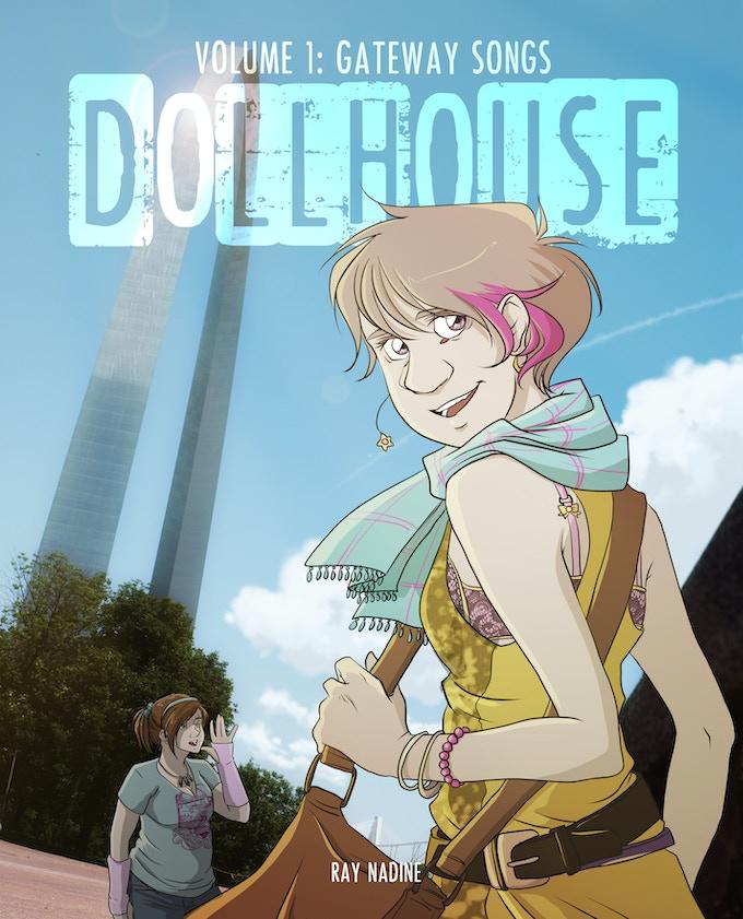 Ray Nadine's DOLLHOUSE Vol. 1
