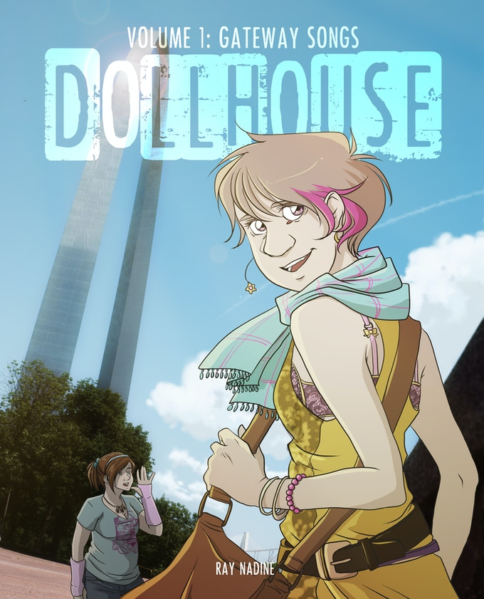 Ray Nadine's DOLLHOUSE Vol. 1