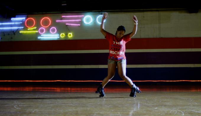 Velvet Roller Skates